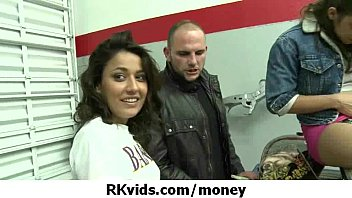 Money Talks - Sexy Girl Fucking 28