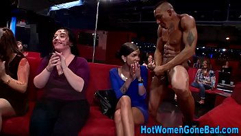 The Greatest Pussy Party With Black Licking On Your Dick With Whipped Cream