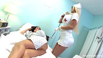 The Nurse Makes Love To Patient