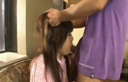 Cute Asian Daughter Fucked By Her Daddy