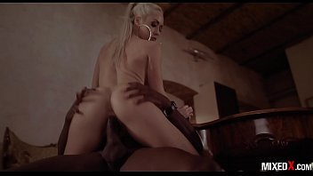 Step-Dad With Monster Bbc Takes Advantage Of Naive Blond Daughter Christina