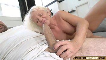 Mature Woman Enjoying A Big Cock Young Girl