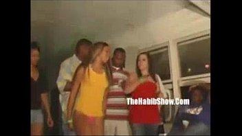 Stripper Coño Jodido Después De Que El Club