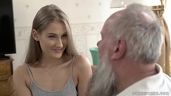 A Grandfather With A Beard He's Fucking With Next Door Neighbor For 24 Years