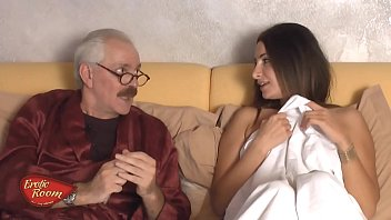 Mariana Is A Young Woman Who Wants Money And Gets Fucked By Her Grandfather, 80-Year-Old