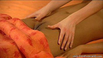 Lesbischen Freundin Massage