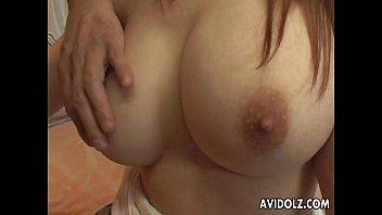 Sexy Rina Wakamiya Fucked From Behind