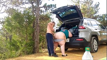 Fat Put Up With Her Ass That High Up In The Car, And Fucked Up As It Is A Strong