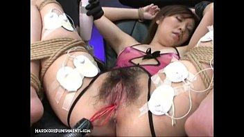 Japanische Bondage Sex - Extreme Bdsm Bestrafung Von Ayumi (Pt. 13)