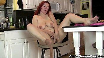 American Moms In Pantyhose Part 8