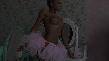 La Película Xxl, Es Una Bailarina, ¿qué Quieres Para Follar En Su Coño Mojado