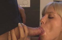 Sexy Blonde Teen Fucked Good