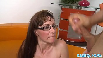Spex Milf Banged In Realsex Action