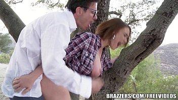 Tener Sexo Con Un Multimillonario Que Pasa En El Bosque, Y Yo Kinky Sexo