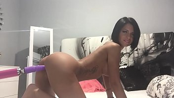 Sex With The Gorgeous Teen Drilled Her Fuck Machine Fuck Woman