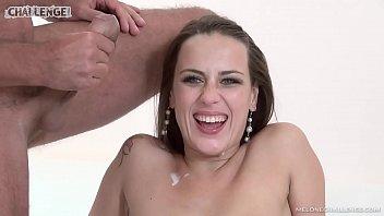 Porno Challenge Mit Mea Melone 30 Minuten Lang Hart Gefickt