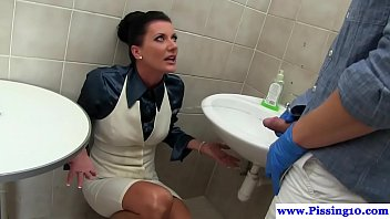 Porn Pustoaice Young Brunette Caught In The Bathroom And Raped