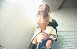 Japanese Girl Fucked In Public
