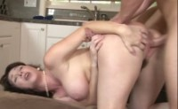 Cunt, Hairy, Swallow The Dick Deep, And Then You Have To Stick It In Her Wet Pussy
