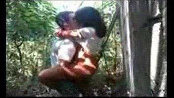 Students Ngewe Voyeur In The Woods