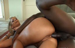 Phoenix Marie Gets Fucked By A Nigger