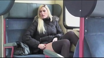 A Babe Is Masturbating To A Dildou In Public Without Any Shame