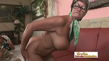 Grandma Fucking Her Grandson In Her Wet Pussy Full Of Pubes Porn Movie Real