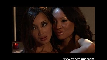Asa Akira And Girlfriend Fuck A Lucky Dude