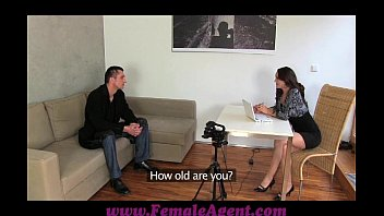 Femaleagent Czech Gigolo Tests Her Skills