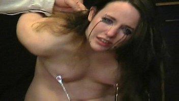 Crying Slavegirl