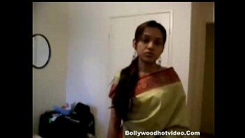 Indian Girlfriend Stripping