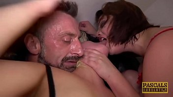Porn Movie With Two Chicks, Fat Fucked Pussy And Cum In Her Mouth