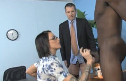 Therapist Fucked By Black Guy