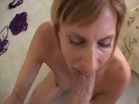 This Milf Is Going To Suck A Big Cock