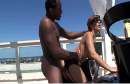 Fucked In The Pussy By A Big Cock Black