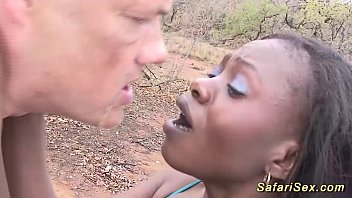 Black Woman Fucked Brutally In The Wilds Of Africa