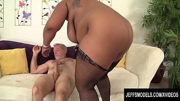 Ebony Fucks Super Well In Her Pussy Wrinkled With An Unknown Man