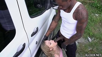 Blonde Who Satisfies You Fucks Her Ass Perverted