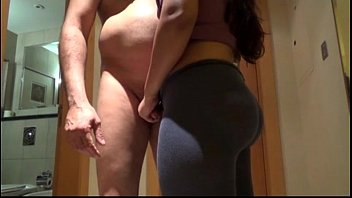 Porn With A Hot Brunette In Pantyhose Big Butt Fucked By Nephew