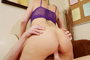 Milfoaica Sara Jay Ripped In Her Pussy