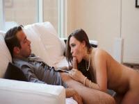 Masturbation, Die Er Bekommt Von Den Blow Job Und Gefickt In Ihre Nasse Muschi