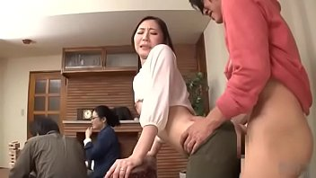 Sex Filmed By An Asian Couple Tears Jeans In Her Ass And Fucks Her Anal