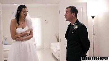 Die Braut Wurde Am Hochzeitsabend Vom Bruder Des Bräutigams Gefickt