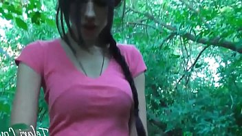 Xxx Movies Normal Sex With Brunette Fucked In The Woods