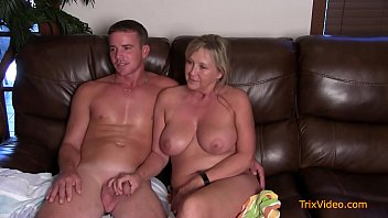 Fucked In The Bus Sex In The Family Mom And Son