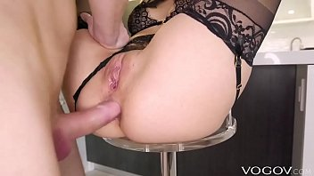His Brother Comes Home And Catches Her Sister Masturbating And Fucks Him Anal