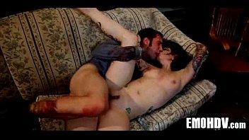 Emo Whore Takes Cock 195