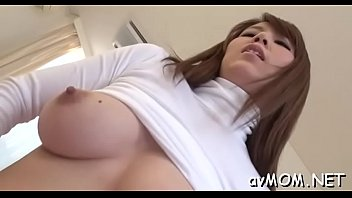 2 Guy Pokes Stunning Hot Mom In Mouth With Their Cocks, Cum Discharged