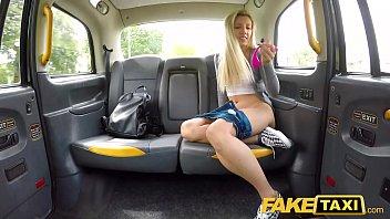 Sex Mit Einem Blonde Teen Haben Sex Mit Einem Taxifahrer
