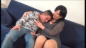 Porn With Son, He's Fucking Strong Mom